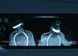 Daft Punk Montréal 2012